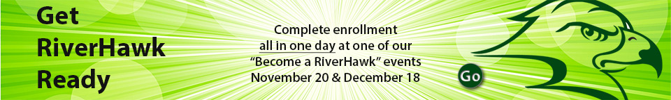 River Hawk Ready - November 20 - December 18