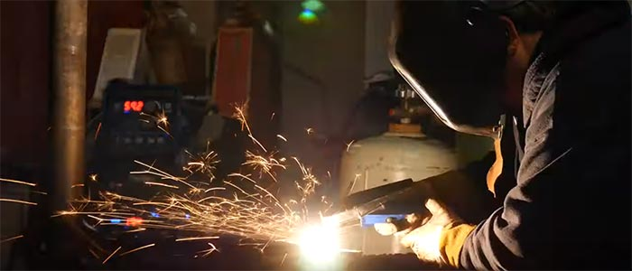 Welding at UCC