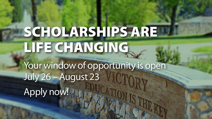 Scholarships Applications - Fall 2017