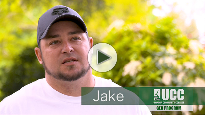 GED Students Video - Jake