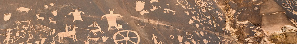 Rock Art in the American Southwest