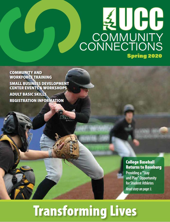 2020 Spring Quarter Community Connections Cover